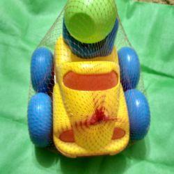 Автомобиль-бетономоз