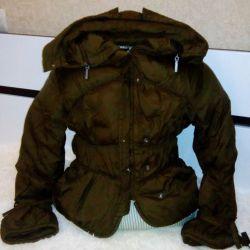 ζεστό μπουφάν που χρησιμοποιήθηκε