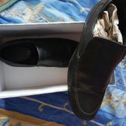 Δερμάτινα παπούτσια 32