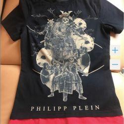 T-shirt Phillip απλό