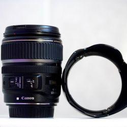Canon EF-S 17-85mm lens (USM)