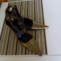 Sandalet 36, akşam versiyonu