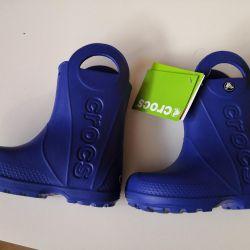 Crocs boots new
