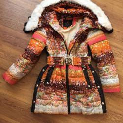 A warm, winter jacket (age 5-6 years)