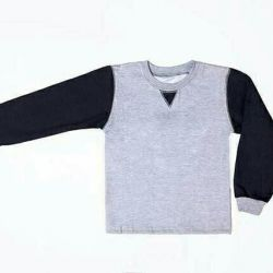 Cardigan cu fleece.