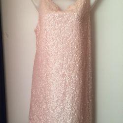 Dress in palettes elegant, times S