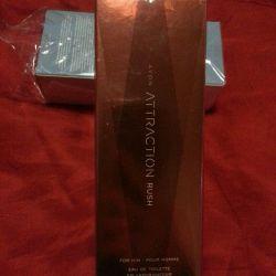 Men's perfume avon