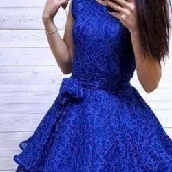 Платье на куколок вечернее 42-48 размеры