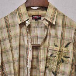 Short Sleeve O'Neal Santa Cruz Shirt