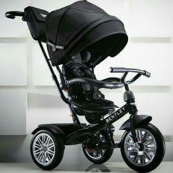 New children's bike