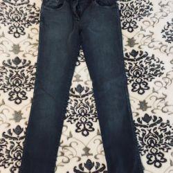 Jeans Gray Dolce & Gabbana S