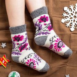 Kadınlar için Yün çorap