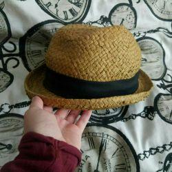 Unisex Καπέλο αχύρου