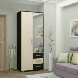 Double-wing wardrobe NEW