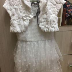 Dress and bolero new
