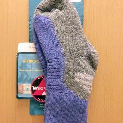 Thermo çorap Wigwam yürüyüş açık pro, 2-3 yıl