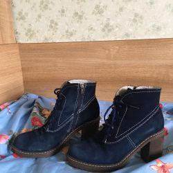 Γυναικεία παπούτσια χειμώνα
