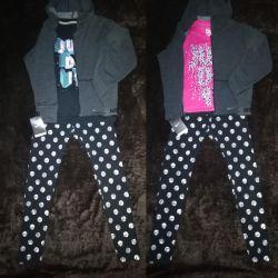 Нова фірмовий одяг nike для дівчинки