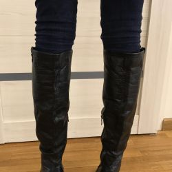 Demi-season boots Italy