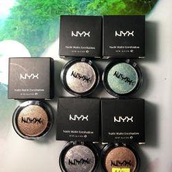 Shadows new nyx baked.