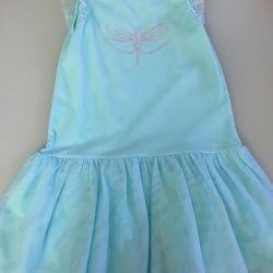 Dress girl 128-134