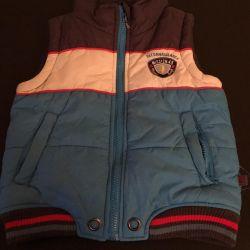 Jacket vest