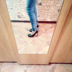 Παπούτσια p 35 heel 10 εκατοστά