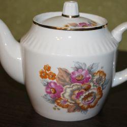 Porțelan ceainic URSS