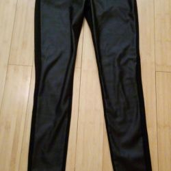New leather pants p. 44-46