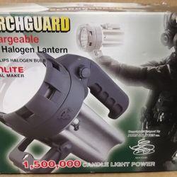 Lanternă JOHNLITE Searchguard + adaptor auto bp + 12V