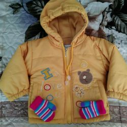 Jacket fall-spring growth 80-86
