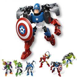 Μετασχηματιστής Robot Super Heroes