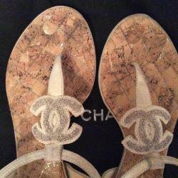 Sandals Chanel original 35 size