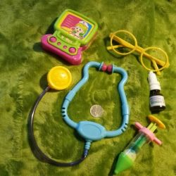 Для игры в доктора