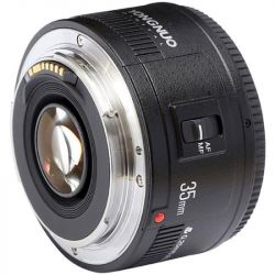 Lentile Yongnuo YN35mm F2.0 AF Canon