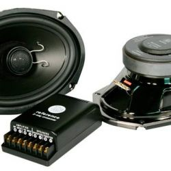 2-Way Coaxial Speakers DLS R964