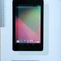 Пленка на Экран для Планшета Nexus 7