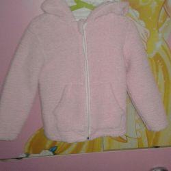 Jacket plush))) Bonpris