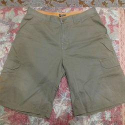 Men's Split Shorts, size 32