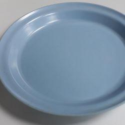 Тарелка пластмасовая армейская