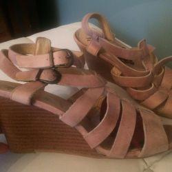 Sandals / Italy / 40p / 2pairs