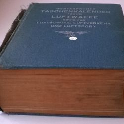 Luftwaffe 3. Reich Almanya için 1940 Kitabı