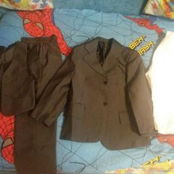Chic suit photo not transmitted