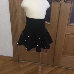 5/6 years jersey skirt