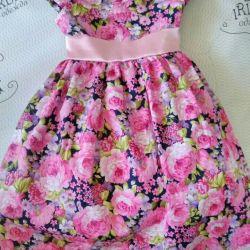 Φόρεμα παιώνια