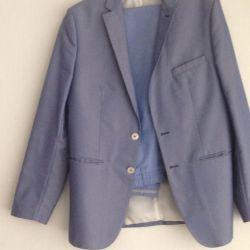 Suit man's Zara