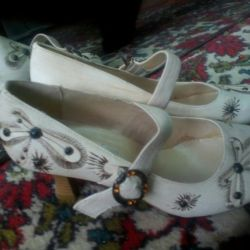 Shoes - new.