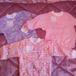 дитячі сорочки