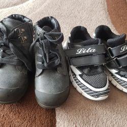 Обувь для мальчика 25р