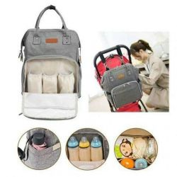 Bag - backpack for moms on a carriage with thermo